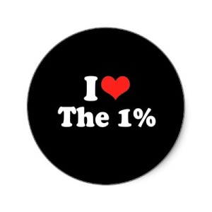 Love the One Percent