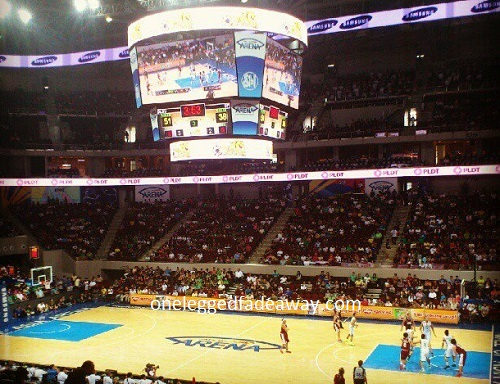 SM Mall of Asia Arena